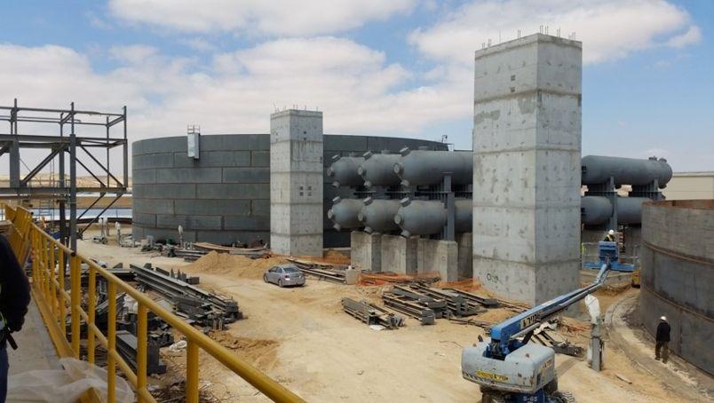מבנה תחנת הכוח