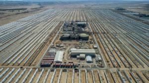 עוד מבט על תחנת הכוח באשלים - 2018